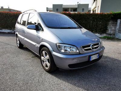 usata Opel Zafira 1,9 cdti - 7 posti