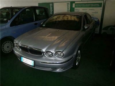 usata Jaguar X-type 2.5 V6 24V cat