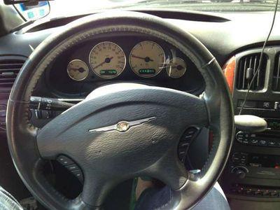 usata Chrysler Grand Voyager 2.8 CRD cat LX Auto