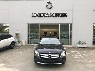 usata Mercedes GLA220 d Automatic
