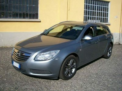 usata Opel Insignia AUTOMATICA 2.0 CDTI 4x4 160CV Sports Tourer