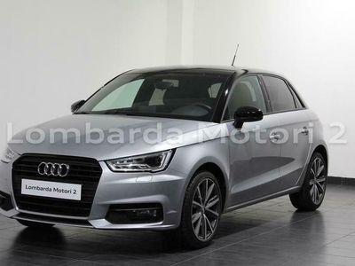 usata Audi A1 Sportback 1.4 tfsi Sport 125cv s-tronic
