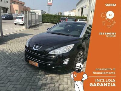 usata Peugeot RCZ RCZ 2.0 HDi 163CV2.0 HDi 163CV
