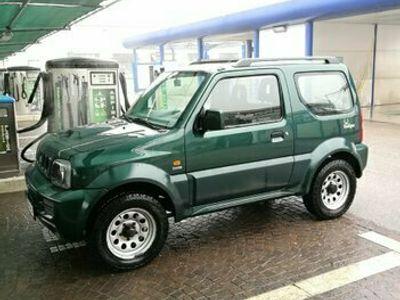 usata Suzuki Jimny diesel 4x4