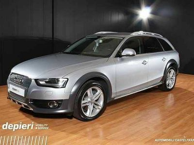 usata Audi A4 Allroad 2.0 TDI 190 S tronic Business Plus