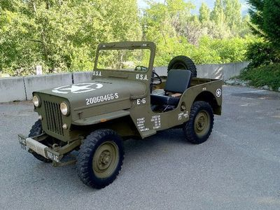 used Jeep Willys WILLIS