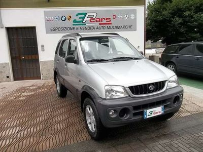 usata Daihatsu Terios 1.3i 16V cat 4WD