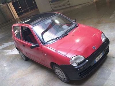 used Fiat Seicento 1.1i cat Sporting Michael Schumacher