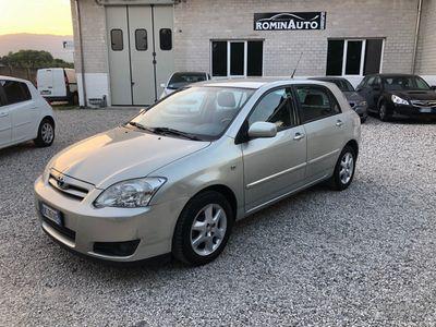 usata Toyota Corolla 1.6 16V 5 porte ESP 125.000 Km