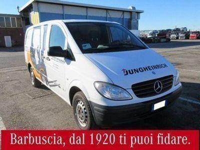 usata Mercedes Vito 111 CDI Furgone Long Piezo