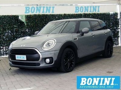 "usata Mini One Clubman 1.5 D - HYPE - LED - Cerchi17""- Cruise Control"
