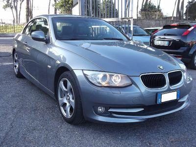 usata BMW 320 Cabriolet Serie 3 (E93) cat Eletta