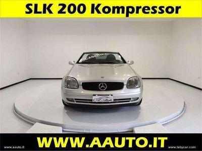 usata Mercedes SLK200 SLKKompressor