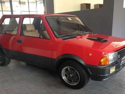 usata Innocenti Mini MiniTurbo De Tomaso