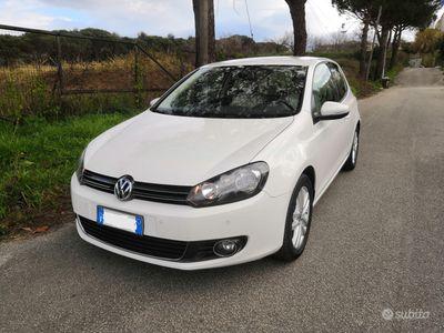 usata VW Golf VI Serie 1.6 TDI Anno 2010 Full Nav