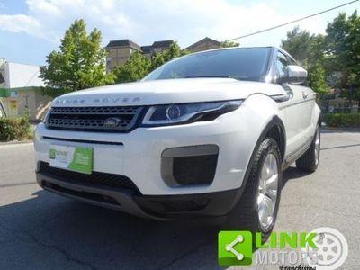 usata Land Rover Range Rover evoque RR1ª serie 2.0 TD4 5p. Pure