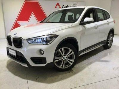 usata BMW X1 X1(f48) Xdrive20d Sport