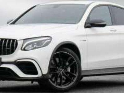 usata Mercedes GLC63 AMG AMG 4M + Coupé Performance /Navi/LED /Imp ster Burm Benzina