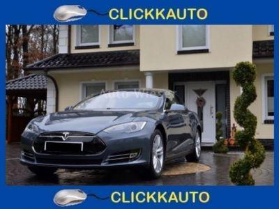 usata Tesla Model S 85kwh pacchetto tec< elettrica