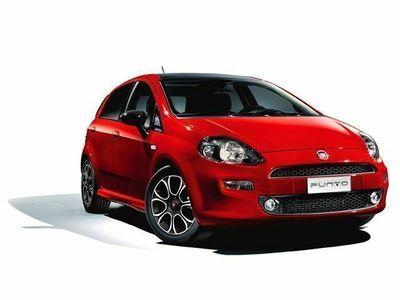 usata Fiat Punto 1.3 MJT 95CV S&S 5 porte Van 4 posti N1