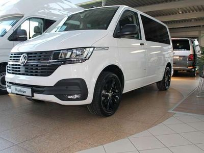 "usata VW Multivan T6T6.1 2.0 TDI 150CV DSG White Edition 18"""