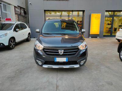usata Dacia Lodgy Stepway 1.5 dCi 8V 110CV 7 posti