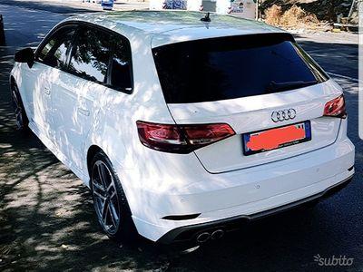 usata Audi A3 3ª serie - 2017