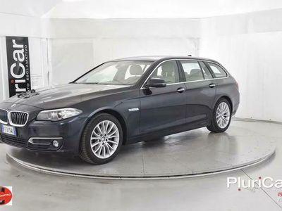 usata BMW 518 Serie 5 Touring d 150cv Touring Luxury EURO6 NaviPRO