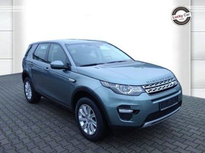 brugt Land Rover Discovery Sport 2.2 TD4 HSE usato
