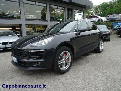 """usata Porsche Macan 3.0 S Diesel+TETTO+19""""+BIXENO"""