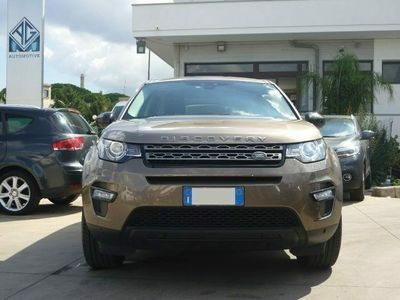 usata Land Rover Discovery Sport 2.0 TD4 150 CV Auto Business Edition usato