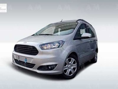 usata Ford Tourneo Courier 1.5 TDCI 75 CV Plus nuova a Merate