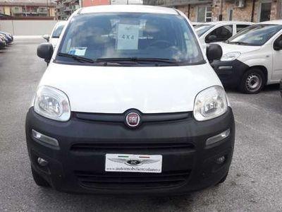 usata Fiat Panda 4x4 1.3 Mjt 75cv Eu5 Van Climbing 2p.Pop