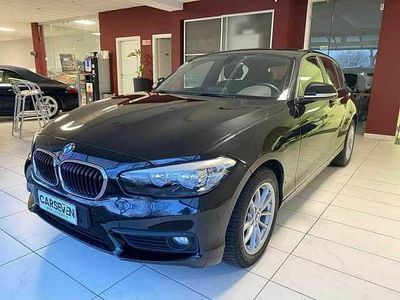 usata BMW 114 114 5-porte d 5p. Sport #NEOPATENTATI #NAVIGATORE