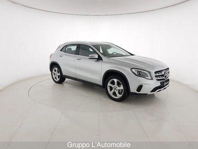 usata Mercedes 200 GLA GLA-X156 2017d Sport auto