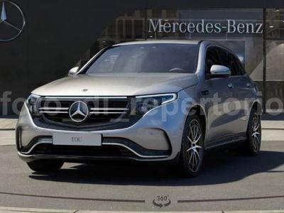 usata Mercedes EQC EQC400 4M Electric Tech Edition