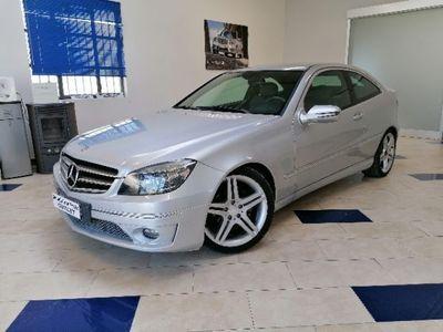 usata Mercedes CLC220 CDI Chrome