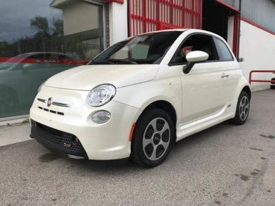 gebraucht Fiat 500e 500 Elettrica Euro 11.999 Netto Export