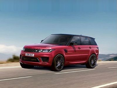 used Land Rover Range Rover Sport 5.0 V8 S/C 525 CV Autobiography Dynamic