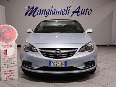 usata Opel Cascada 2.0CDTI ECOTEC 170CV S&S Cosmo Certificazione Km.
