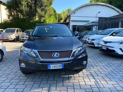 usata Lexus RX450h ambassador