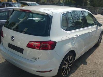 usata VW Golf Sportsvan 1.6 TDI 110CV Highline BlueMotion Technology