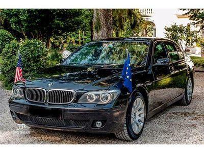 usata BMW 760 Serie 7 BLINDATA LIVELLO B7