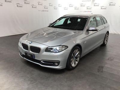 usata BMW 520 520 d touring xdrive Luxury 190cv auto