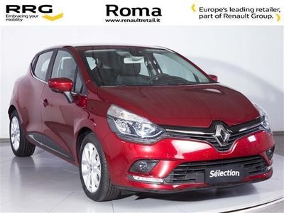 brugt Renault Clio dCi 8V 90CV EDC Start&Stop 5 porte Energy Zen nuova a Roma