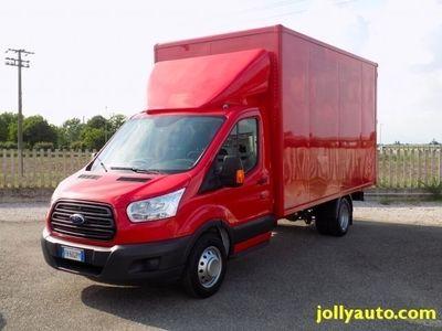 gebraucht Ford Transit 350 2.2TDCi 125CV L3-RG Cabinato Entry CASSONE