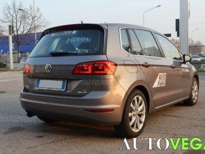 usata VW Golf Sportsvan 1.6 TDI 110 CV DSG Exe