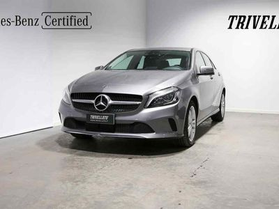 usata Mercedes A180 Classed Automatic Sport del 2018 usata a Torri di Quartesolo