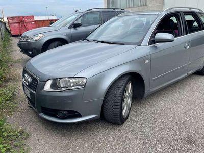 usata Audi A4 2.7 V6 TDI F.AP. Avant multitr. Top