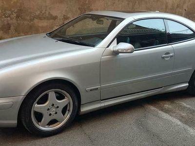 usata Mercedes CLK55 AMG classe clkamg